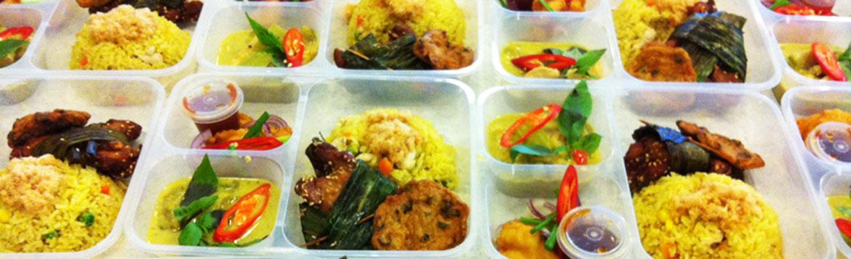 Thai Bento Sets