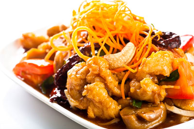 Fried Chicken Cashew Nut