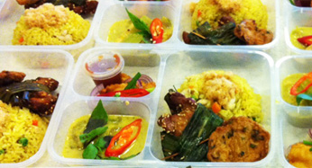 Thai Bento Set Catering