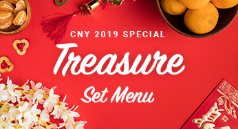CNY 2019 Treasure Set Menu