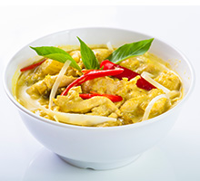 Green Curry Noodle